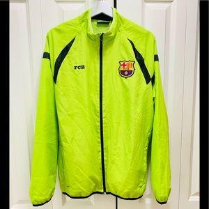 Barcelona Football Club Light Windbreaker Men's M